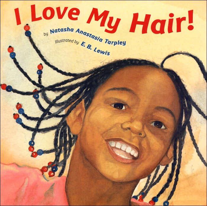 Book Cover Black Hair : Natasha tarpley