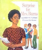 surprise for mrs. Burns