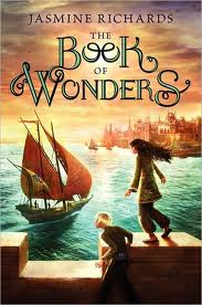 JASMINE RICHARDS THE BOOK OF WONDERS