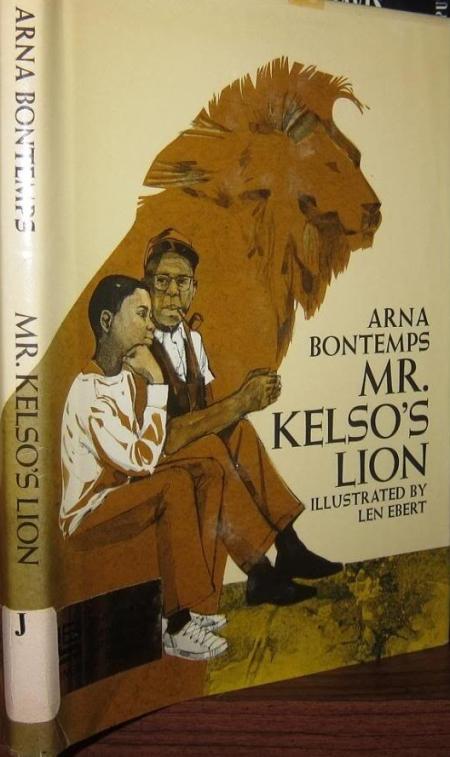 mr. kelso's lion