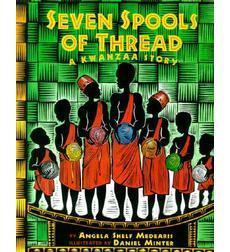 seven spools of thread cover