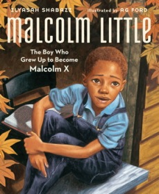 LITTLE BOY MALCOLM X Cover