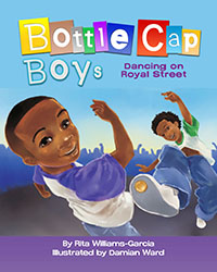 COVER_Bottle Cap Boys_Dancing on Royal Street_200 pixels wide
