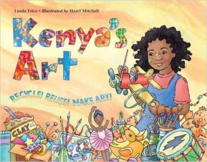 Kenyasart - cover