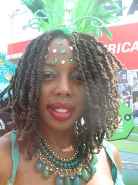 Luscious Carnival queen