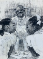 """""""Sharing a Shake"""" from """"Abby Takes a Stand"""" by Patricia McKissack"""